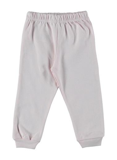 Locopop 2'li Pijama Alt Pembe